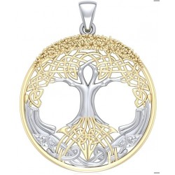 Magnificent Tree of Life Pendant Tree of Life Journeys Reconnect with Yourself - Meditation, Law of Attraction, Spiritual Products