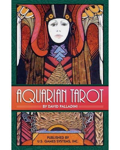 Aquarian Tarot Cards at Tree of Life Journeys, Reconnect with Yourself - Meditation, Law of Attraction, Spiritual Products