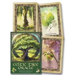 Celtic Tree Oracle Cards Tree of Life Journeys Reconnect with Yourself - Meditation, Law of Attraction, Spiritual Products