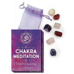 Chakra Meditation Oracle Tree of Life Journeys Reconnect with Yourself - Meditation, Law of Attraction, Spiritual Products