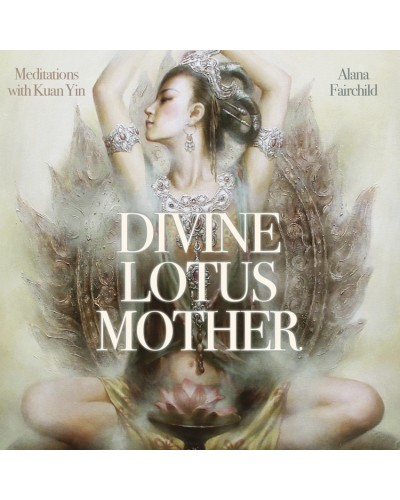 Divine Lotus Mother CD at Tree of Life Journeys, Reconnect with Yourself - Meditation, Law of Attraction, Spiritual Products