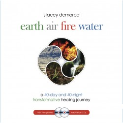 Earth Air Fire Water CD Set Tree of Life Journeys Reconnect with Yourself - Meditation, Law of Attraction, Spiritual Products