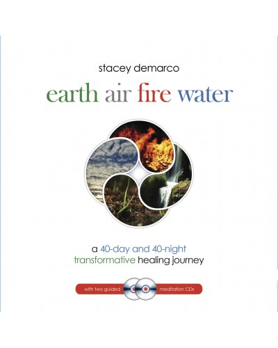 Earth Air Fire Water CD Set at Tree of Life Journeys, Reconnect with Yourself - Meditation, Law of Attraction, Spiritual Products