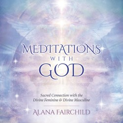 Meditations with God CD Tree of Life Journeys Reconnect with Yourself - Meditation, Law of Attraction, Spiritual Products