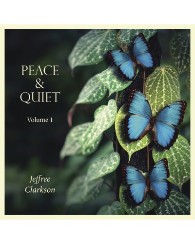 Peace and Quiet Music CD Volume 1 at Tree of Life Journeys, Reconnect with Yourself - Meditation, Law of Attraction, Spiritual Products