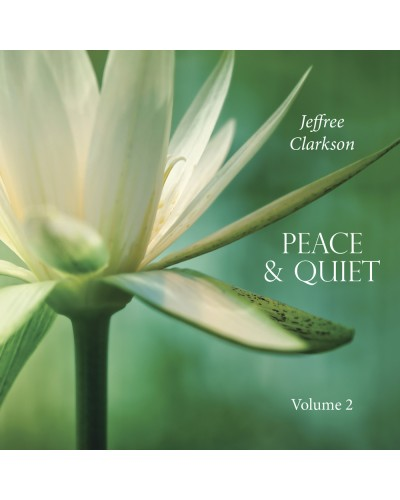 Peace and Quiet Music CD Volume 2 at Tree of Life Journeys, Reconnect with Yourself - Meditation, Law of Attraction, Spiritual Products