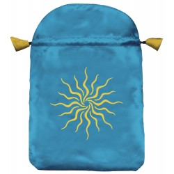 Sunlight Satin Bag Tree of Life Journeys Reconnect with Yourself - Meditation, Law of Attraction, Spiritual Products