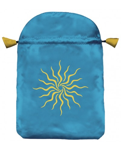 Sunlight Satin Bag at Tree of Life Journeys, Reconnect with Yourself - Meditation, Law of Attraction, Spiritual Products