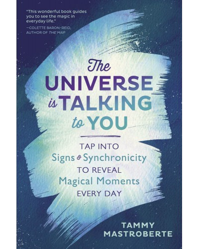 The Universe Is Talking to You at Tree of Life Journeys, Reconnect with Yourself - Meditation, Law of Attraction, Spiritual Products