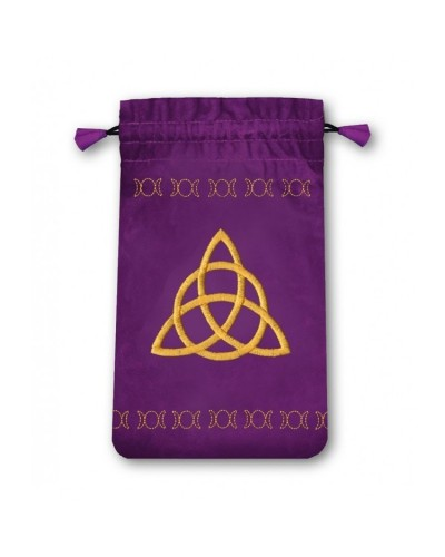 Triple Goddess Mini Pouch at Tree of Life Journeys, Reconnect with Yourself - Meditation, Law of Attraction, Spiritual Products