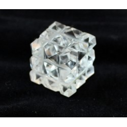 Lemurian 54 Pyramid Power Cube Tree of Life Journeys Reconnect with Yourself - Meditation, Law of Attraction, Spiritual Products