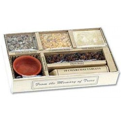 Auroshikha Resin Gift Box Tree of Life Journeys Reconnect with Yourself - Meditation, Law of Attraction, Spiritual Products