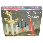 Grey Mini Taper Spell Candles at Tree of Life Journeys, Reconnect with Yourself - Meditation, Law of Attraction, Spiritual Products