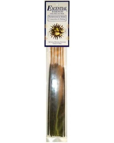 Frankincense and Myrrh Escential Essences Incense