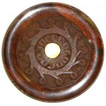 Wood Carved Vines Incense Burner at Tree of Life Journeys, Reconnect with Yourself - Meditation, Law of Attraction, Spiritual Products