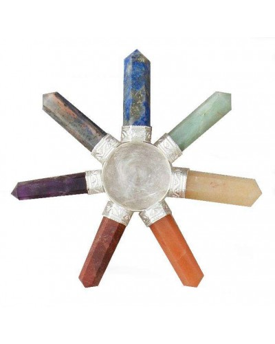 7 Chakra Crystal Energy Generator at Tree of Life Journeys, Reconnect with Yourself - Meditation, Law of Attraction, Spiritual Products