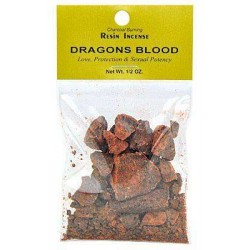 Dragons Blood Natural Resin Incense Tree of Life Journeys Reconnect with Yourself - Meditation, Law of Attraction, Spiritual Products