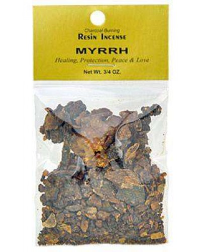 Myrrh Select Resin Incense at Tree of Life Journeys, Reconnect with Yourself - Meditation, Law of Attraction, Spiritual Products