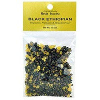 Ethiopian Black Resin Incense