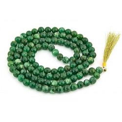 Green Aventurine Prayer Bead Mala Tree of Life Journeys Reconnect with Yourself - Meditation, Law of Attraction, Spiritual Products