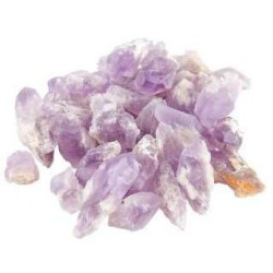 Amethyst Natural Small Crystal Points Tree of Life Journeys Reconnect with Yourself - Meditation, Law of Attraction, Spiritual Products