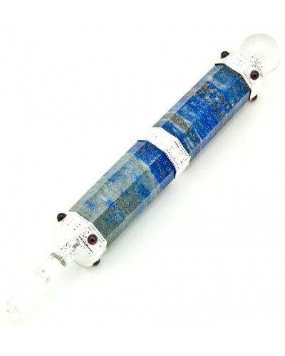 Lapis Lazuli Healing Wand at Tree of Life Journeys, Reconnect with Yourself - Meditation, Law of Attraction, Spiritual Products