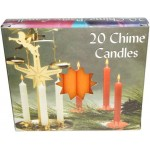 Orange Mini Taper Spell Candles at Tree of Life Journeys, Reconnect with Yourself - Meditation, Law of Attraction, Spiritual Products
