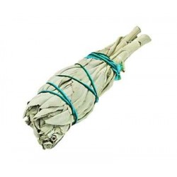 White Sage Mini Purification Wand Tree of Life Journeys Reconnect with Yourself - Meditation, Law of Attraction, Spiritual Products