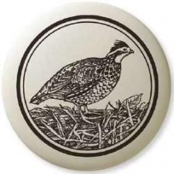 Bobwhite Pathfinder Animal Totem Porcelain Necklace Tree of Life Journeys Reconnect with Yourself - Meditation, Law of Attraction, Spiritual Products