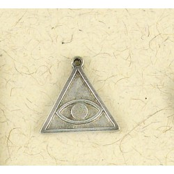 All Seeing Eye Talisman Necklace Tree of Life Journeys Reconnect with Yourself - Meditation, Law of Attraction, Spiritual Products