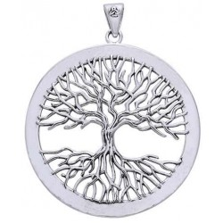 Wiccan Tree of Life Pendant Tree of Life Journeys Reconnect with Yourself - Meditation, Law of Attraction, Spiritual Products