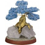 Angelite Gemstone Wishing Tree at Tree of Life Journeys, Reconnect with Yourself - Meditation, Law of Attraction, Spiritual Products