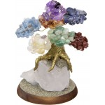 7 Chakras Gemstone Wishing Tree at Tree of Life Journeys, Reconnect with Yourself - Meditation, Law of Attraction, Spiritual Products
