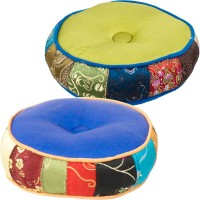 Singing Bowl Thick Cushion - Assorted Designs