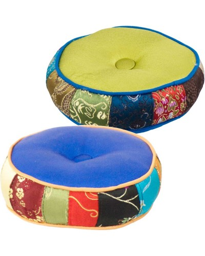 Singing Bowl Thick Cushion - Assorted Designs at Tree of Life Journeys, Reconnect with Yourself - Meditation, Law of Attraction, Spiritual Products