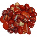 Red Jasper Tumbled Stones - 1 Pound Bag at Tree of Life Journeys, Reconnect with Yourself - Meditation, Law of Attraction, Spiritual Products
