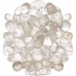 Clear Quartz Tumbled Stones - 1 Pound Bag at Tree of Life Journeys, Reconnect with Yourself - Meditation, Law of Attraction, Spiritual Products