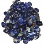 Sodalite Tumbled Stones - 1 Pound Bag at Tree of Life Journeys, Reconnect with Yourself - Meditation, Law of Attraction, Spiritual Products