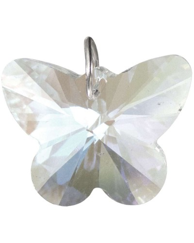 Crystal Prism Faceted Butterfly at Tree of Life Journeys, Reconnect with Yourself - Meditation, Law of Attraction, Spiritual Products