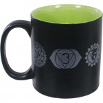 7 Chakra Ceramic Mug at Tree of Life Journeys, Reconnect with Yourself - Meditation, Law of Attraction, Spiritual Products