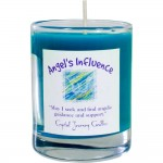Angels Influence Soy Glass Votive Spell Candle at Tree of Life Journeys, Reconnect with Yourself - Meditation, Law of Attraction, Spiritual Products