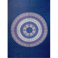Earth Mandala Tapestry