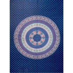 Earth Mandala Tapestry Tree of Life Journeys Reconnect with Yourself - Meditation, Law of Attraction, Spiritual Products