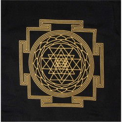 Sri Yantra Crystal Grid Tree of Life Journeys Reconnect with Yourself - Meditation, Law of Attraction, Spiritual Products
