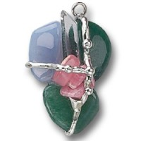 Letting Go Gemstone Magical Amulet