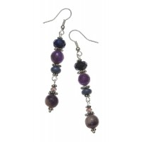 Dai-Ko-Myo Reiki Gemstone Earrings