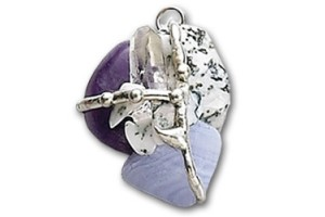 Crystal Jewelry Tree of Life Journeys Reconnect with Yourself - Meditation, Law of Attraction, Spiritual Products