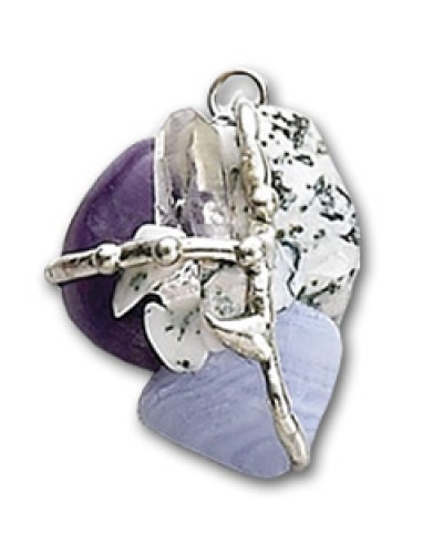 Inner Peace Gemstone Magical Amulet
