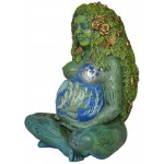 Millennial Gaia Mother Earth 7 Inch Statue at Tree of Life Journeys, Reconnect with Yourself - Meditation, Law of Attraction, Spiritual Products