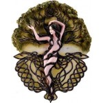 Earth Life Magic Plaque by Selina Fenech at Tree of Life Journeys, Reconnect with Yourself - Meditation, Law of Attraction, Spiritual Products